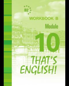 Workbook B Module 10