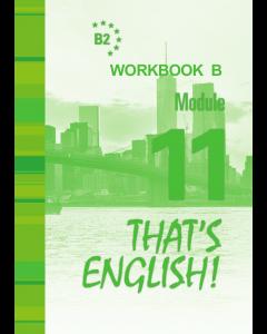 Workbook B Module 11