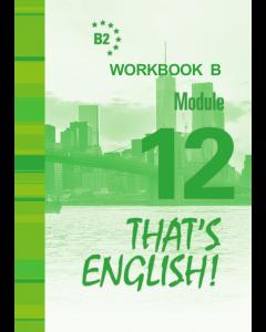 Workbook B Module 12
