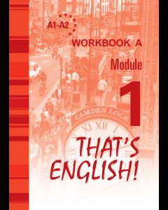Workbook A Module 1