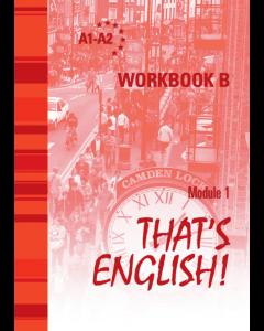 Workbook B Module 1