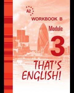 Workbook B Module 3