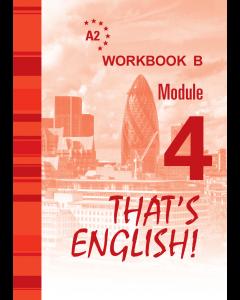 Workbook B Module 4