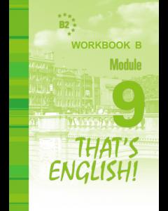 Workbook B Module 9