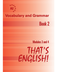 Vocabulary and Gramar, Book 2