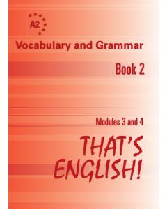 Vocabulary and Gramar, Book 2